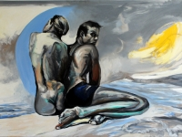 Sailors/ 2012/ Oil on Canvas/ 150 x 100 cm