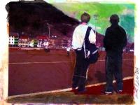 Die Schöntaler /2007/ Acrylic on photographic paper/ 21 x 29,5