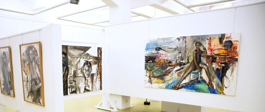 Mary Dee_ Kunstausstellung Kunsthalle Herrenhof Mußbach_ Neustadt an der Weinstraße